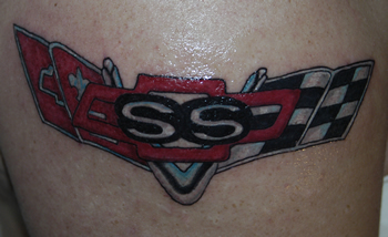 Ss tattoo for Tattoo lafayette indiana